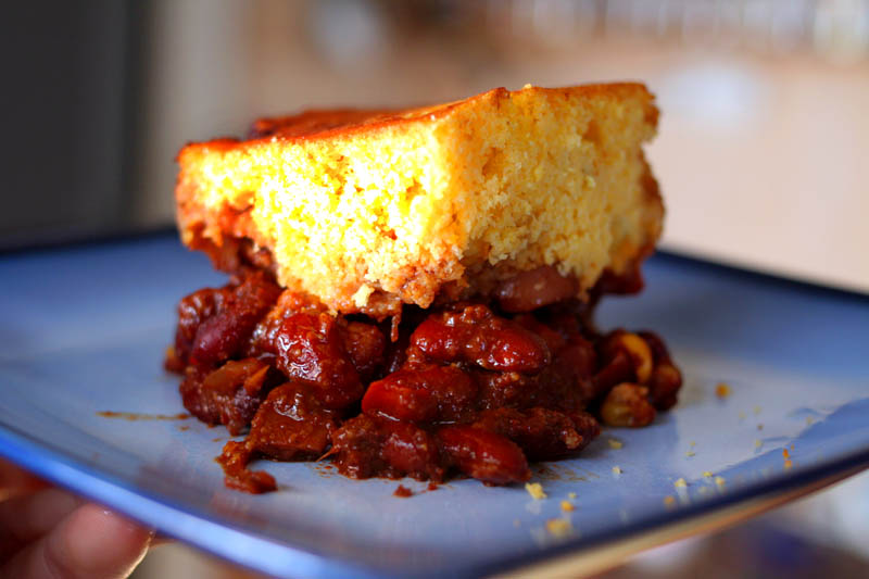 chili-cornbread