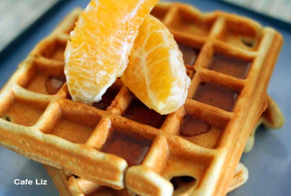 orange-waffles