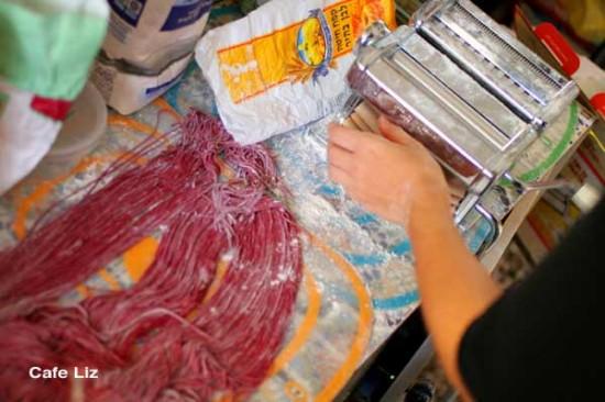 pink-noodles