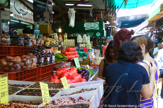 carmel-market-girls