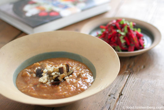 eggplant-soup