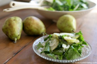 mustard-fennel-pear-salad