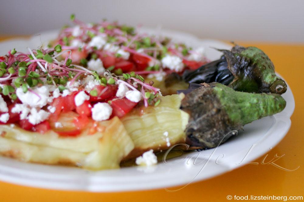 Israeli Food Recipes Eggplant